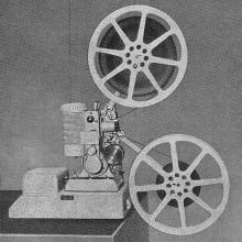 Obr. 6. Projektor Almo 16