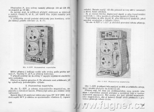 Obr.16. Dvojlist z knihy Elektroakustika od Prof Ing Dr techn. Jul. Strnada.