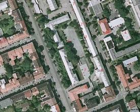 Obr. 9. Brněnská kasárna, dnes již neexisují, jsou zbořena. Základní vojenská služba v roce 1957.