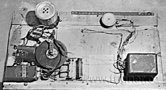 Obr. 6. Magnetofon zdola - Společnost HIFIK - Oslava 60. výročí založení elektrotechnické školy – SPŠE Františka Křižíka v Praze.
