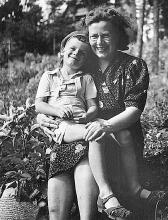 Obr.2. Výlet ze Sušice na Svatobor - rok 1942