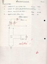 Obr.6.Elaborát o měření svítivosti žárovek.