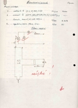 Obr.6. Elaborát o měření svítivosti žárovek.