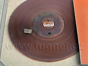 Obr. 2. Magnetický zvukový dopis s univerzální magnetickou hlavou magnetický pásek.