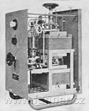 Obr. 1. Elektronkový rtuťový usměrňovač pro obloukovku - základní vojenská služba rok 1956.