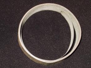 Obr. 3. Svitek permalloyovéhu pásku šíře 20mm - základní vojenská služba v Šahách.