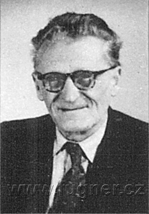 Obr.2. Prof. Dr. Ing. Milinovský.
