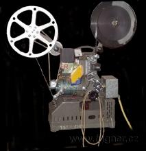Obr.19. Zvuková, kontaktní kopírka 16mm a i kamera pro hustotní záznam zvuku.
